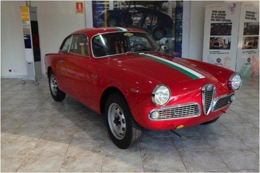 Alfa Romeo Giulia Sprint - 8