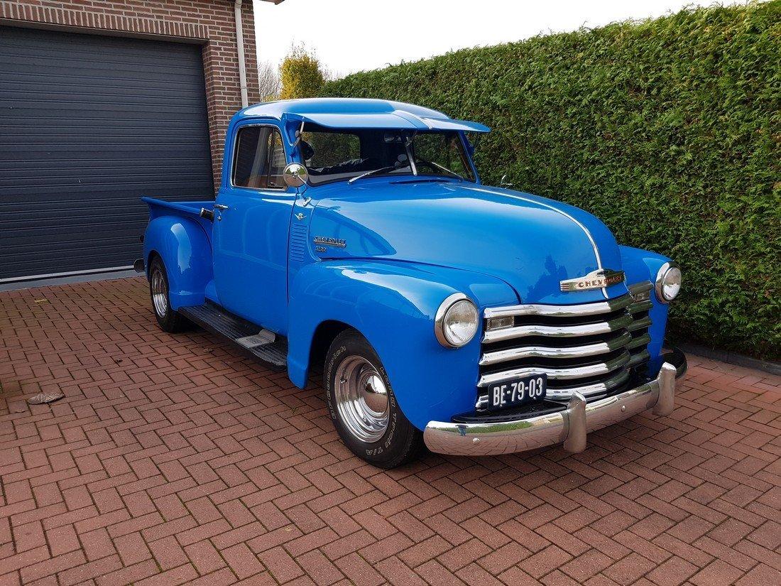 Chevrolet C3100 1950