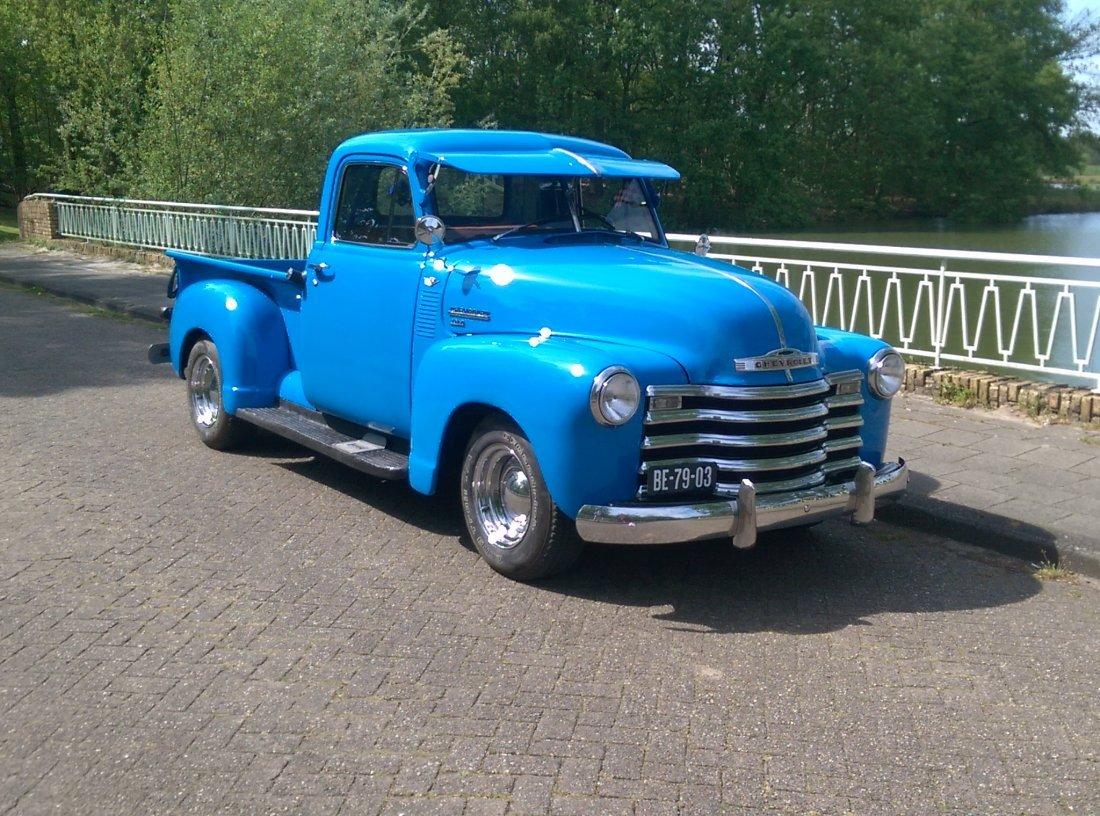 Chevrolet C3100 1950 - 3