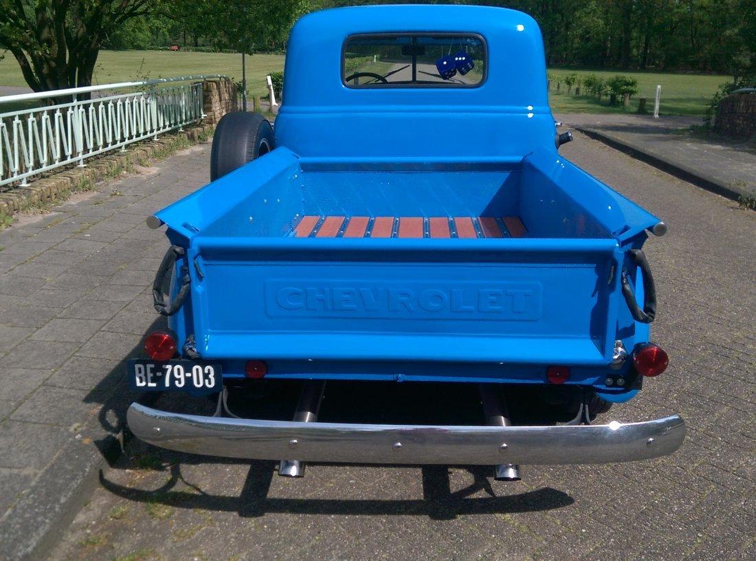 Chevrolet C3100 1950 - 4
