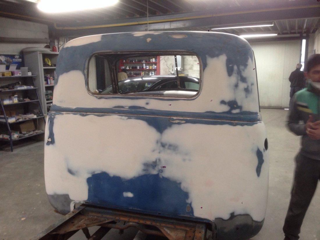 Chevrolet C3100 1950 - 8