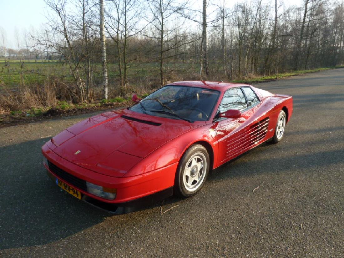 Ferrari Testarossa Monodado