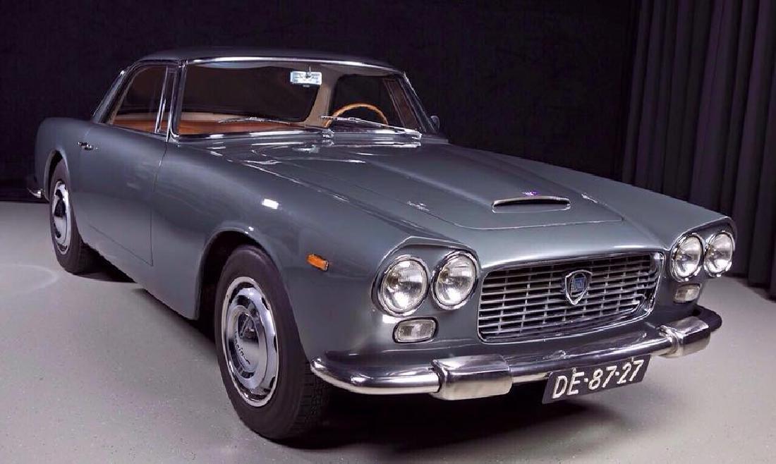 Lancia Flaminia Coupe 2800
