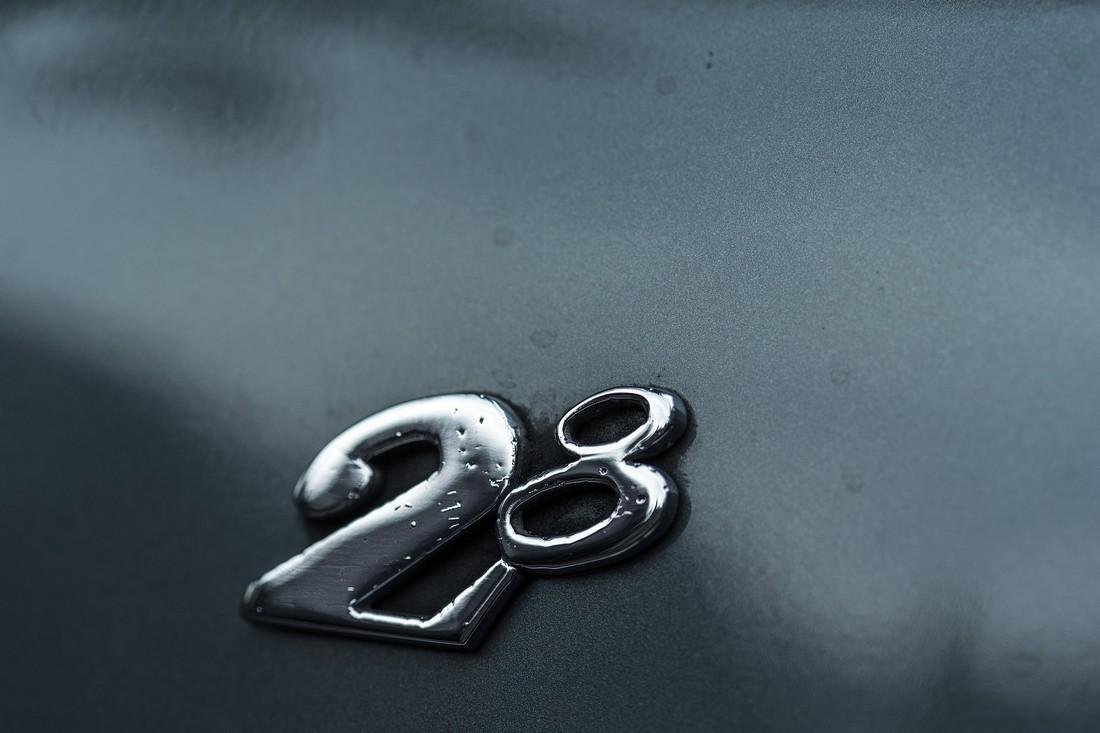 Lancia Flaminia Coupe 2800 - 3