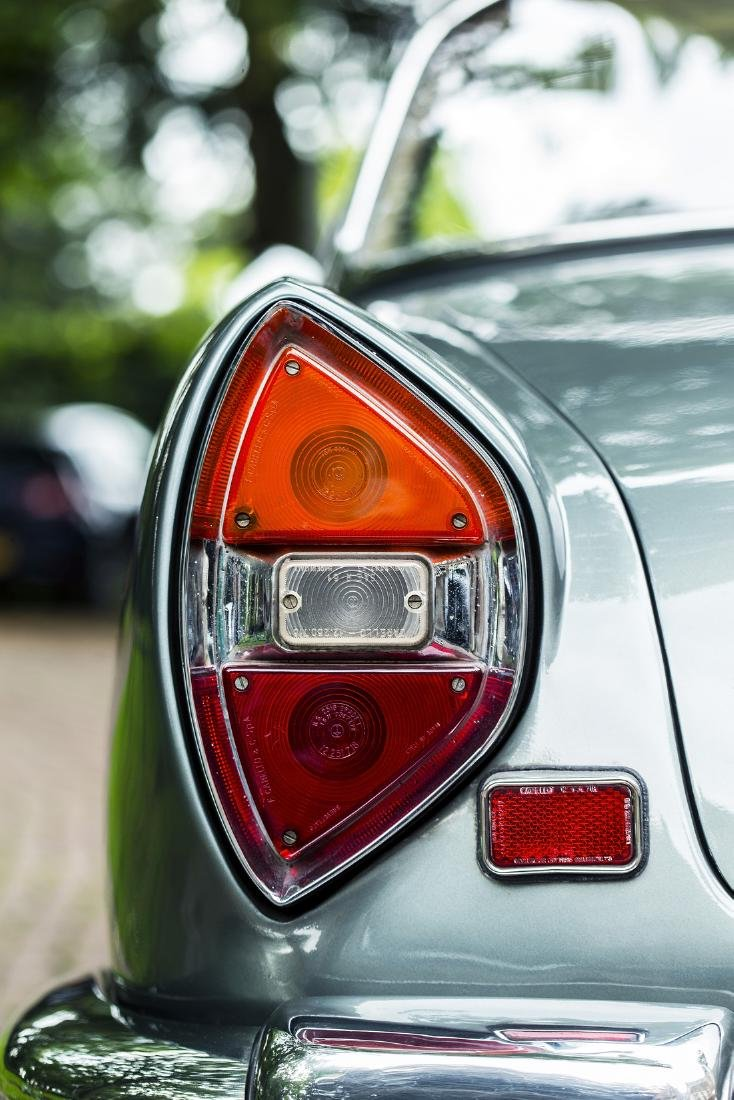Lancia Flaminia Coupe 2800 - 5
