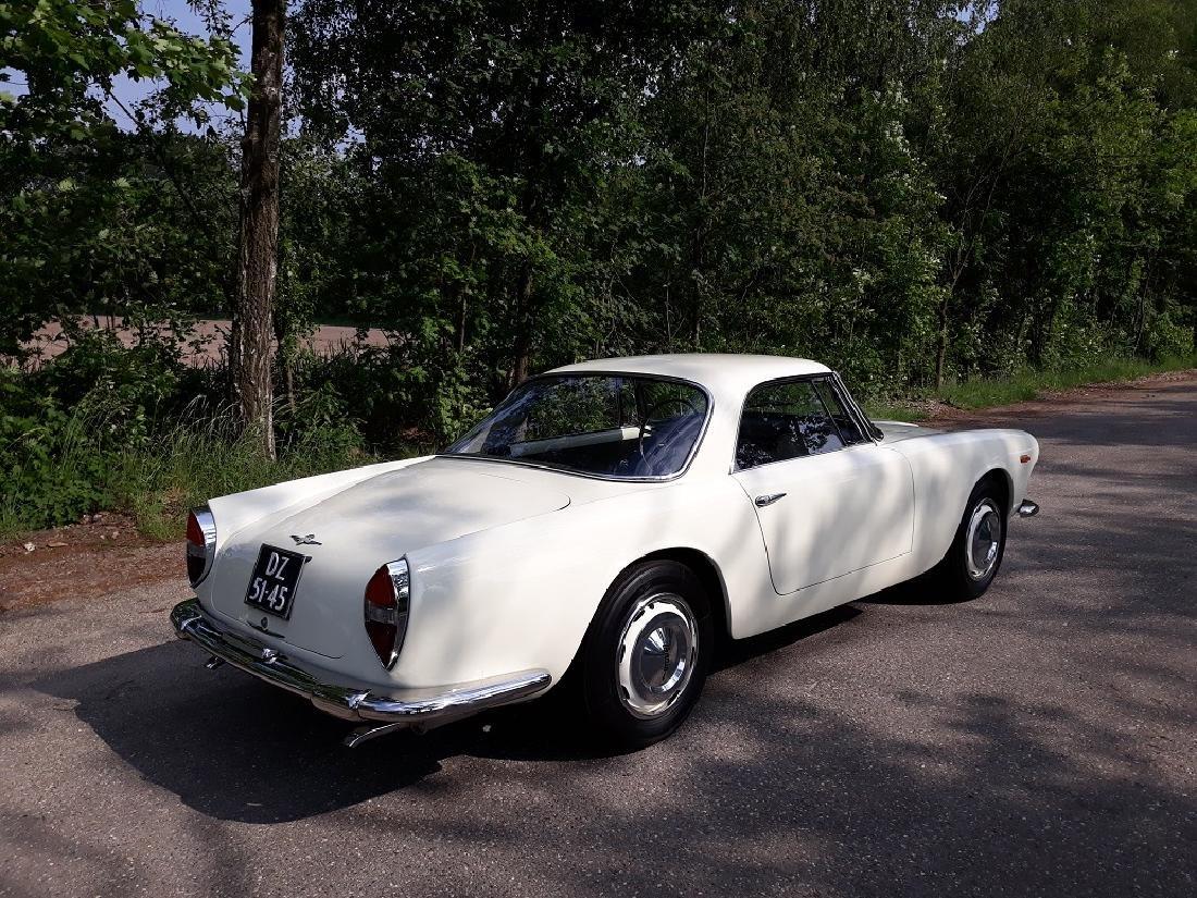 Lancia Flaminia Coupe 2500 - 3