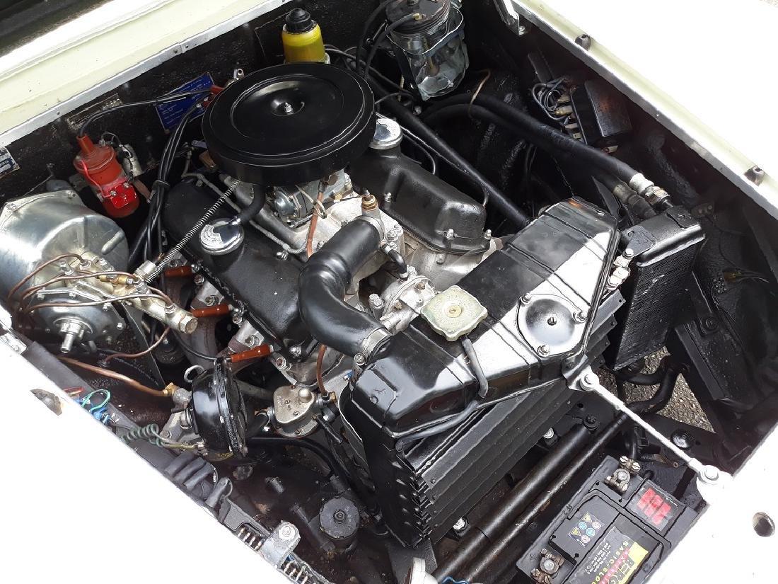 Lancia Flaminia Coupe 2500 - 9