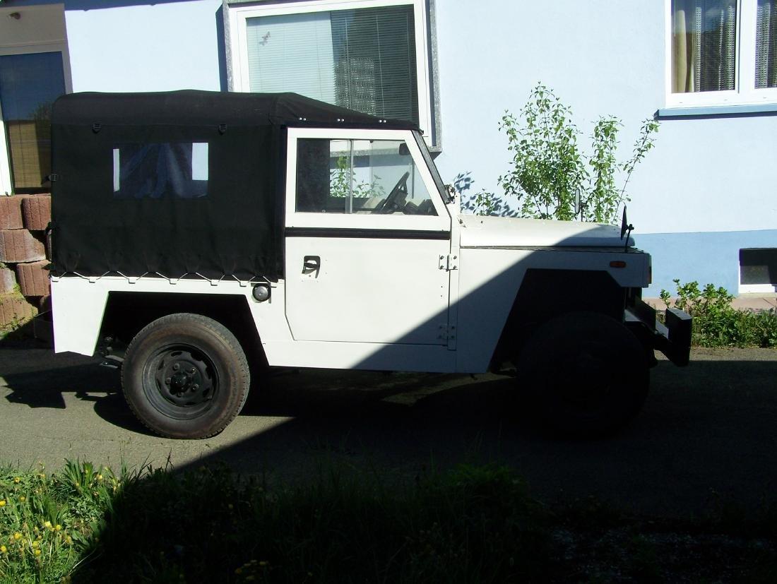 Land Rover Santana - 10
