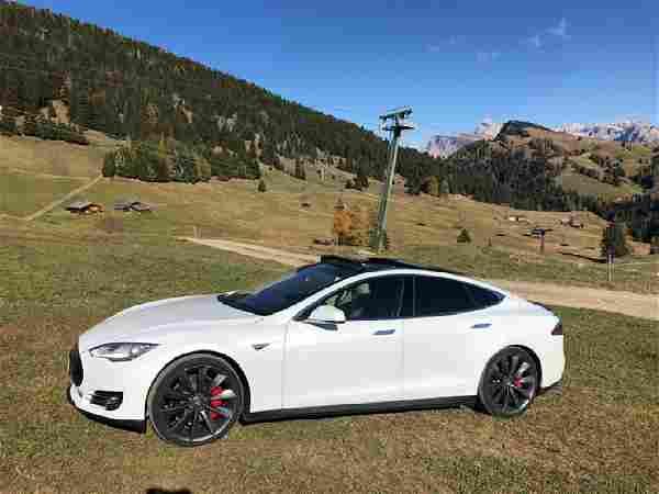 Tesla from Andrea Bocelli