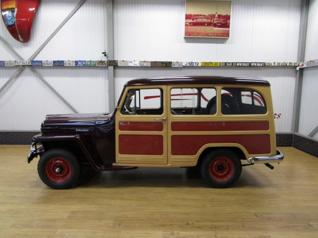 Jeep Willys Overland - 2