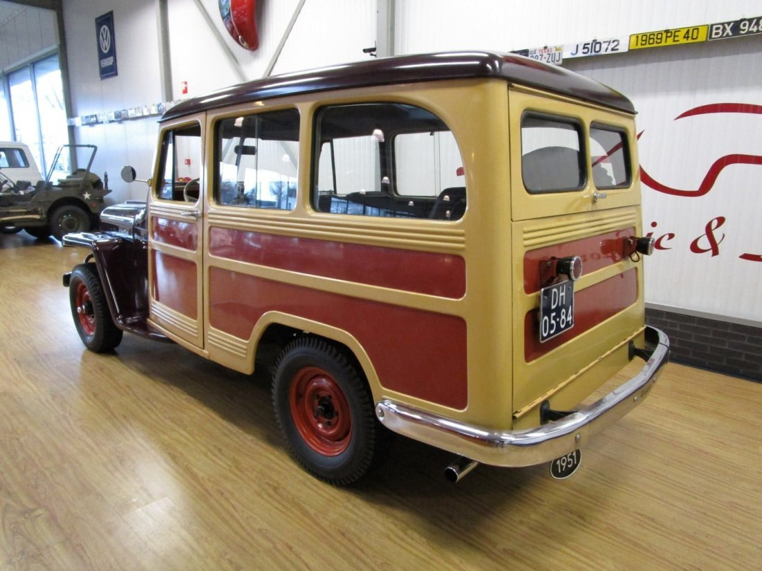 Jeep Willys Overland - 3