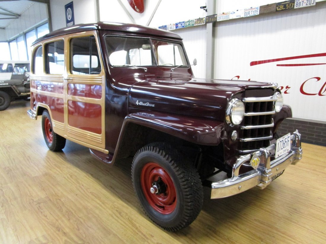 Jeep Willys Overland - 4