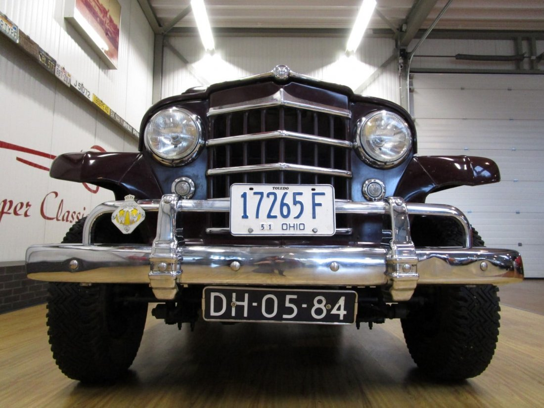 Jeep Willys Overland - 6
