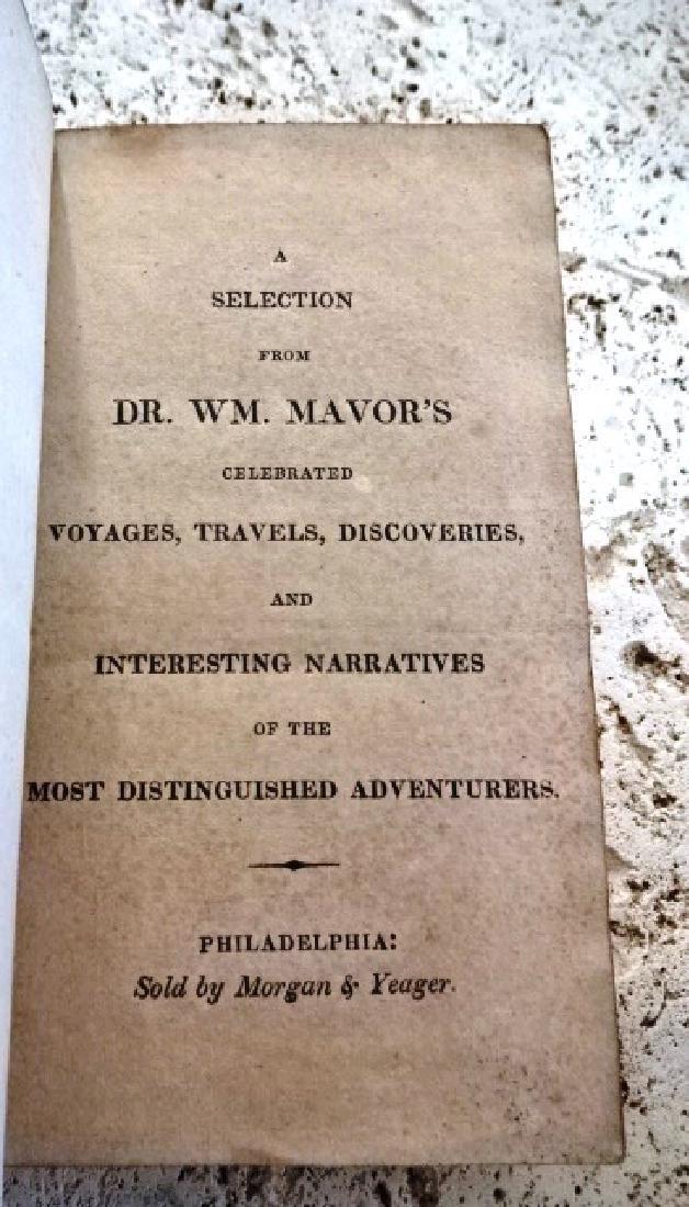 1817 Mavor Voyages to Africa Barrow