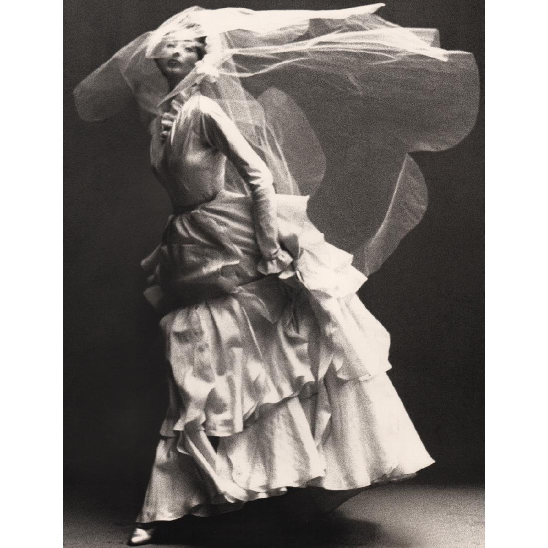 RICHARD AVEDON - Dorian Leigh, NYC 1949