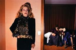 GUY BOURDIN  Parisian Thriller Chanel YSL Vogue 1981