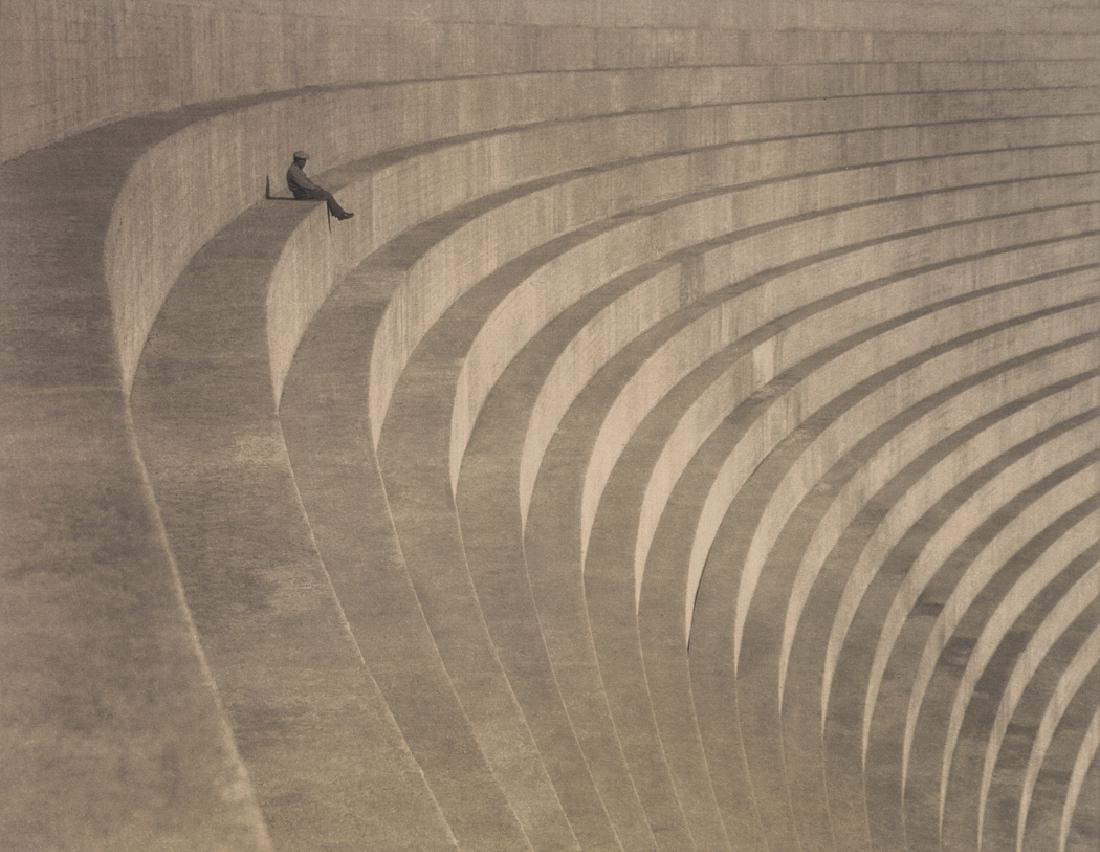HIROMU KIRA - The Thinker, 1928