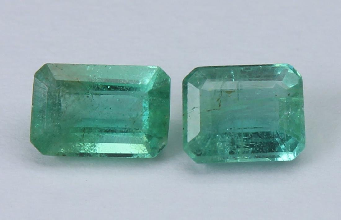 1 Ct Natural Emerald Lot