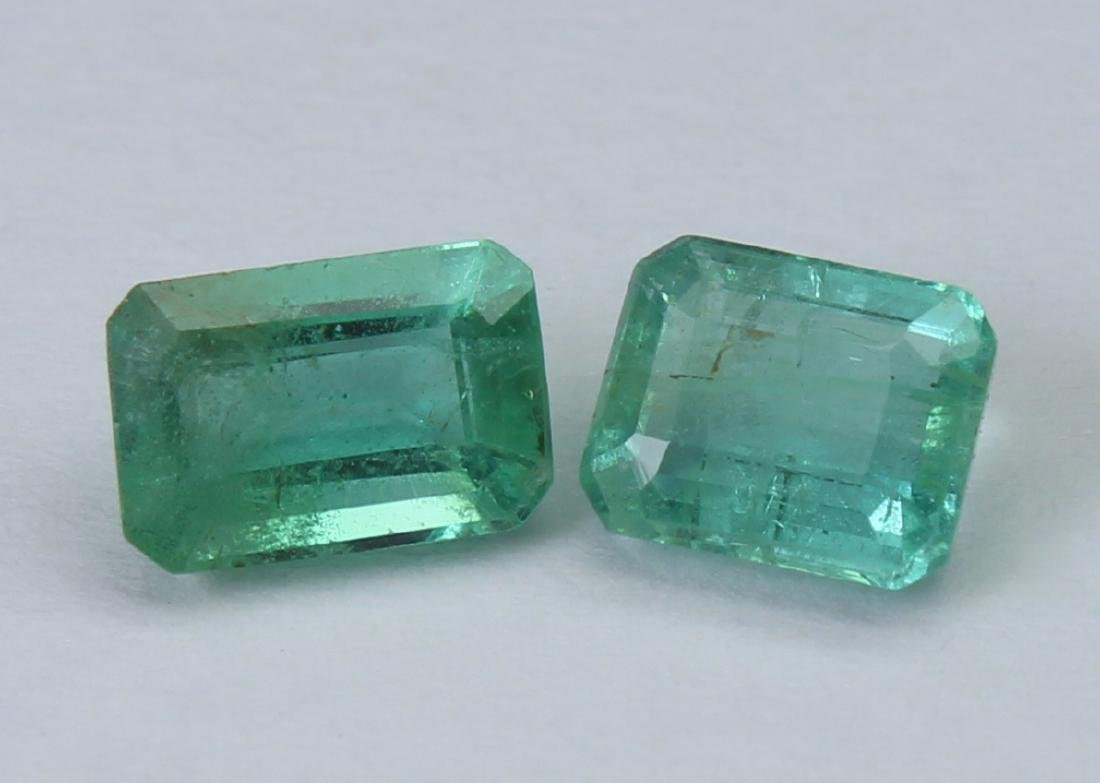 1 Ct Natural Emerald Lot - 2