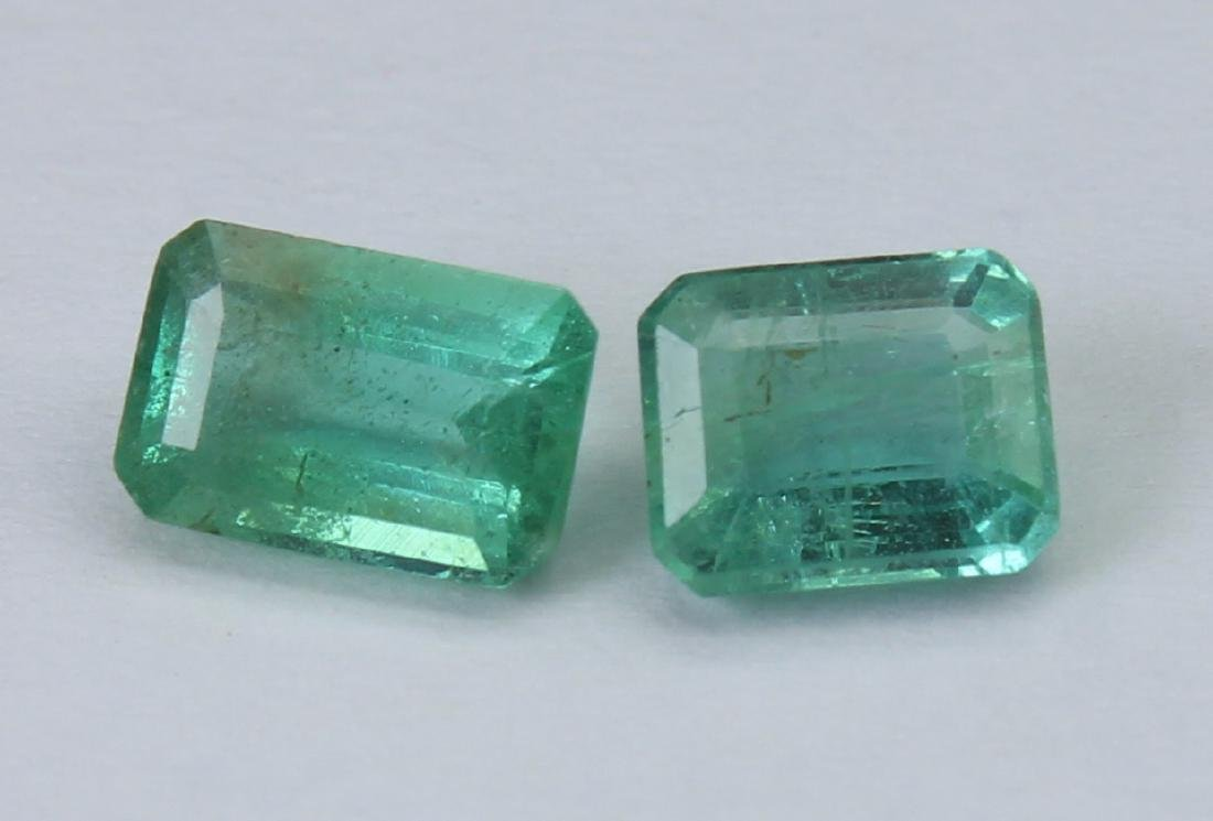 1 Ct Natural Emerald Lot - 3