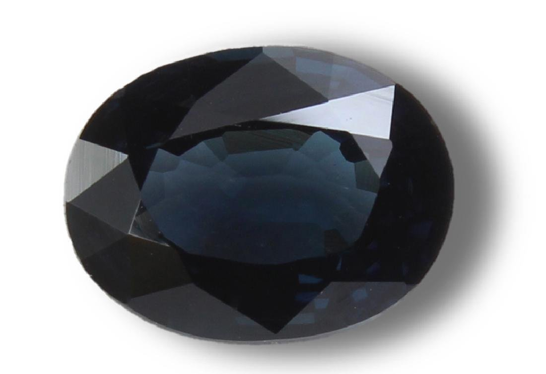 Certified 2.05 Ct Natural Spinel