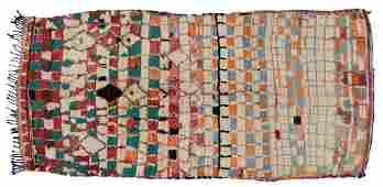 5 x 9 Vintage Moroccan Rug 20018