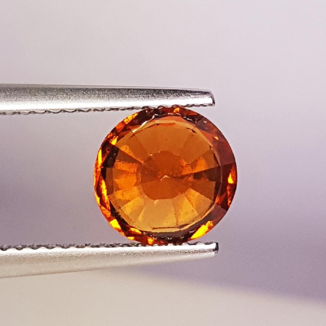 2.49 ct AAA Gem Natural Hessonite Garnet - 2