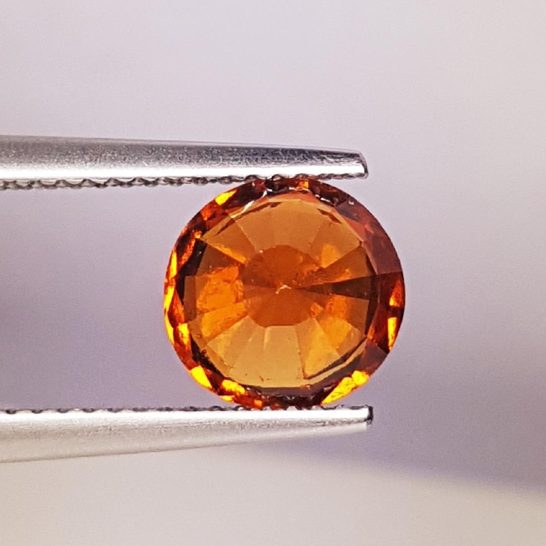 2.49 ct AAA Gem Natural Hessonite Garnet - 3
