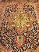 SemiAntique Persian Heriz 11x77
