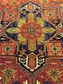 SemiAntique Persian Heriz 98x64