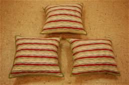 Three Highly Detailed Fine Antique Kilm Rug Very Soft