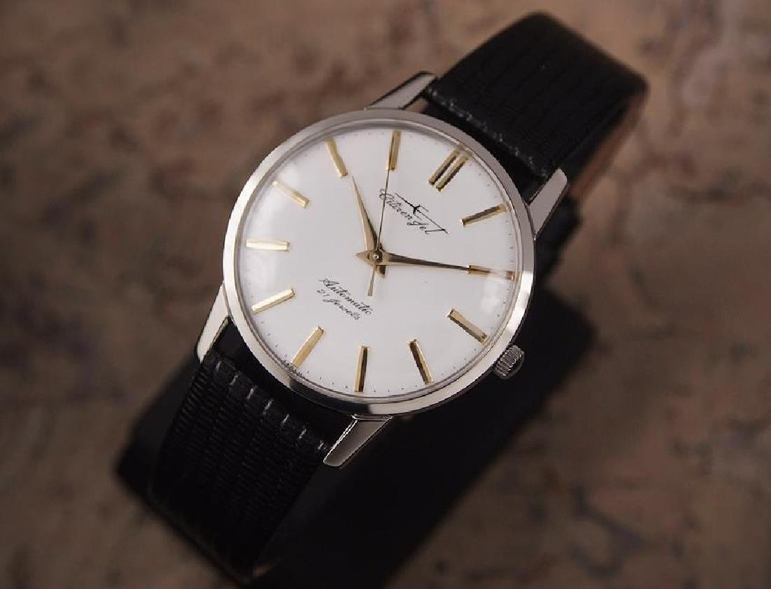 Citizen Jet Automatic 1960s Rare Made in Japan Men's - 2