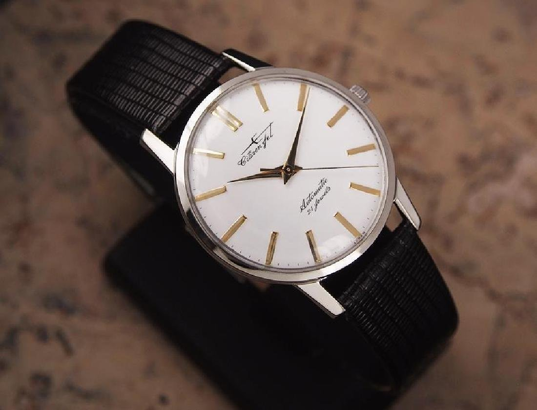 Citizen Jet Automatic 1960s Rare Made in Japan Men's - 3