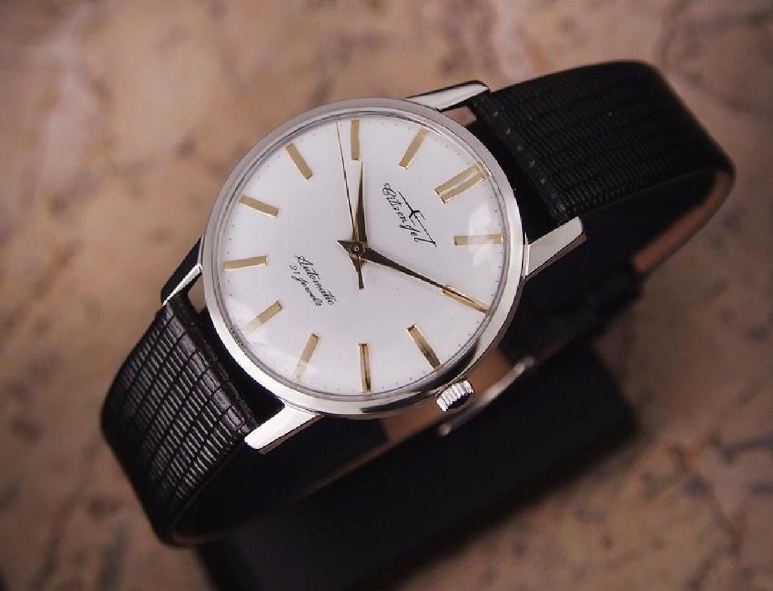 Citizen Jet Automatic 1960s Rare Made in Japan Men's - 4