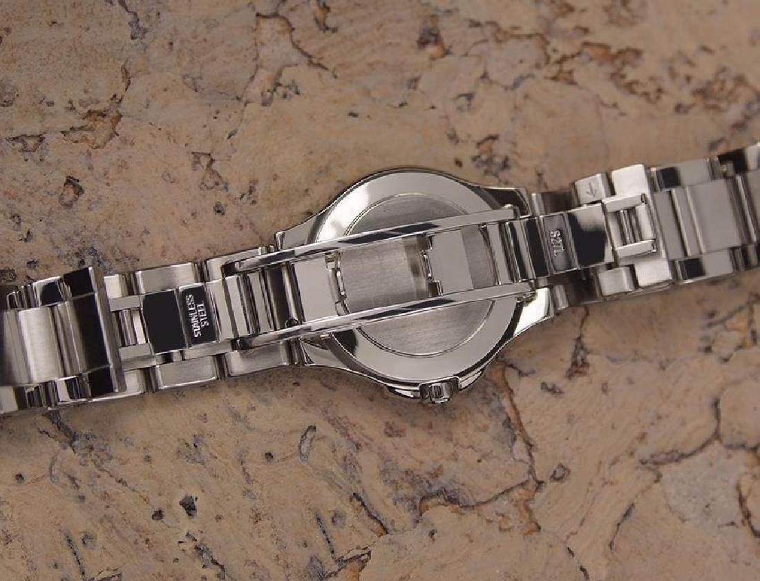 Coach Swiss Made Original Stainless Steel Ladies Luxury - 7