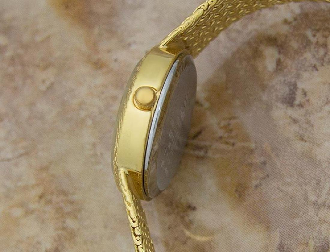 Elgin Swiss Made Ladies Gold Plated Luxurious 22mm - 4