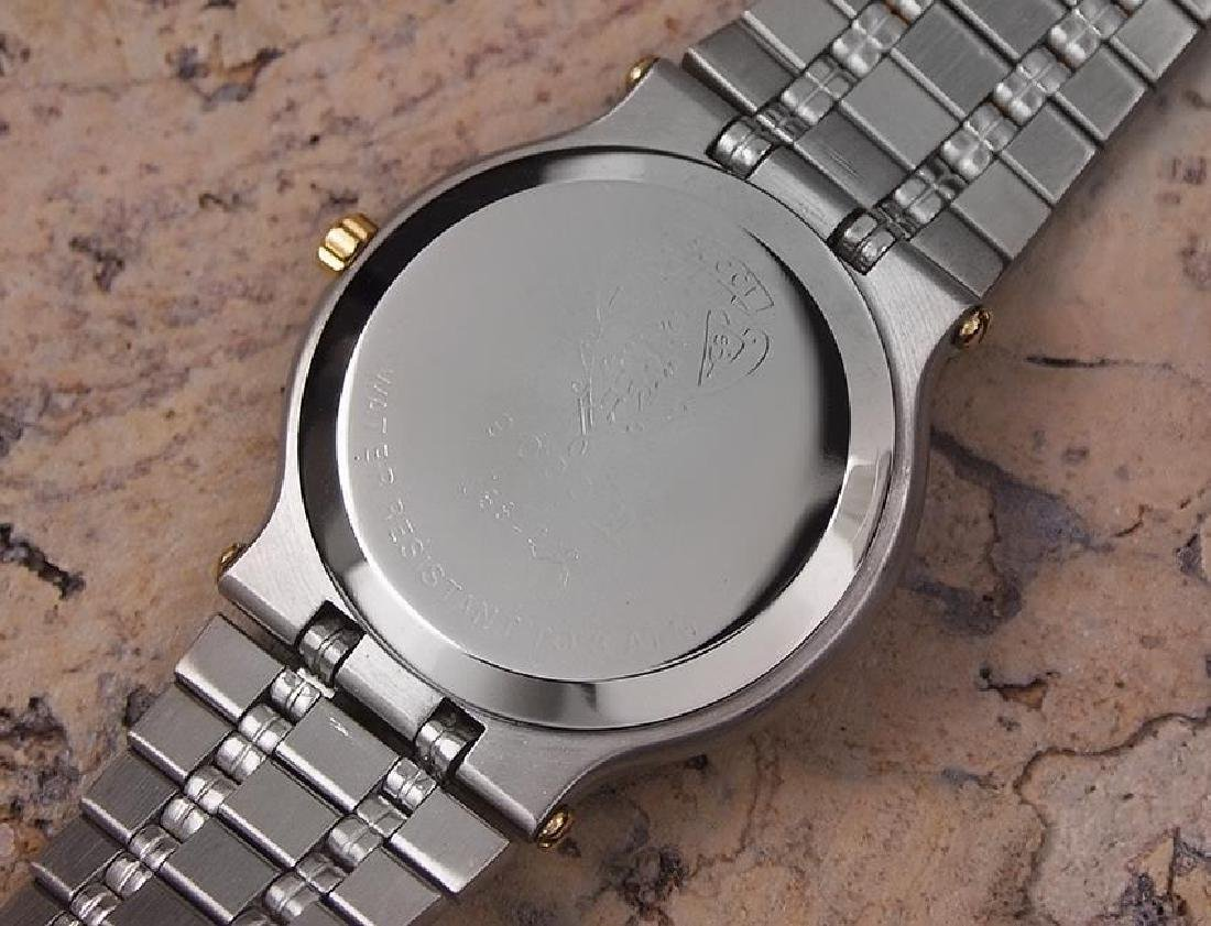 Gucci 9000M Swiss Made Stainless Steel Men's Luxury - 8