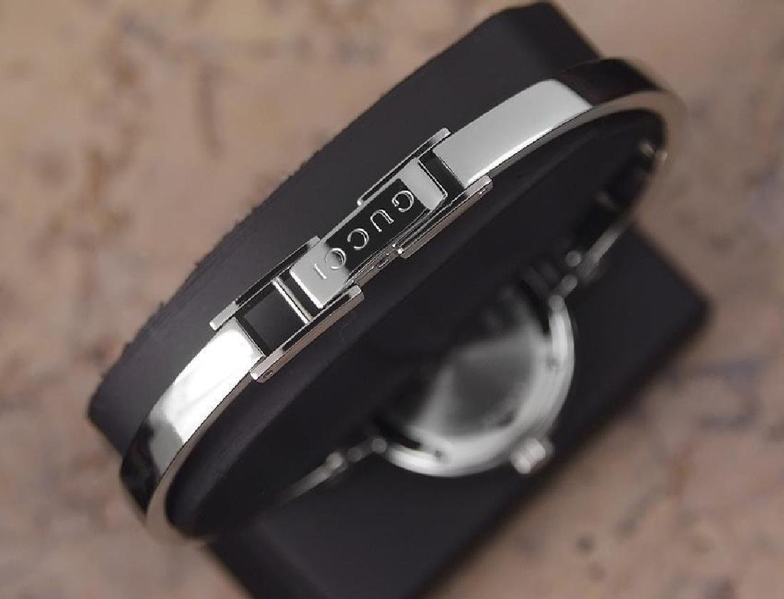 Gucci Swiss Made Luxury Stainless Steel Ladies Quartz - 6