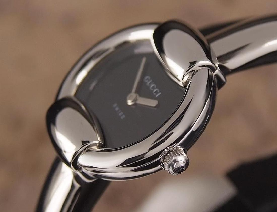 Gucci 1400L Swiss Made Ladies Luxury Quartz 2000s - 4