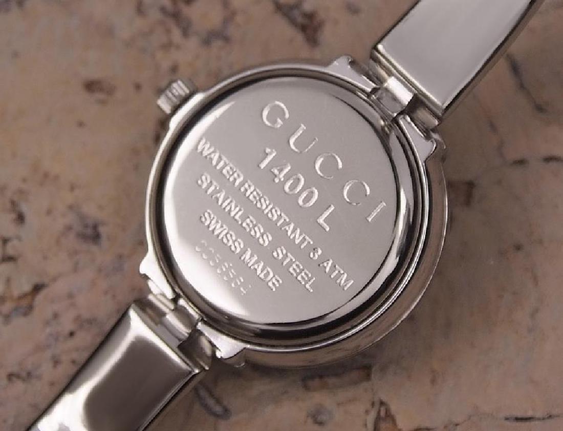 Gucci 1400L Swiss Made Ladies Luxury Quartz 2000s - 7