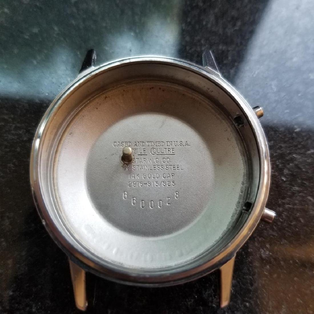 LECOULTRE Men's Memovox Alarm cal.815 Automatic 14K - 10
