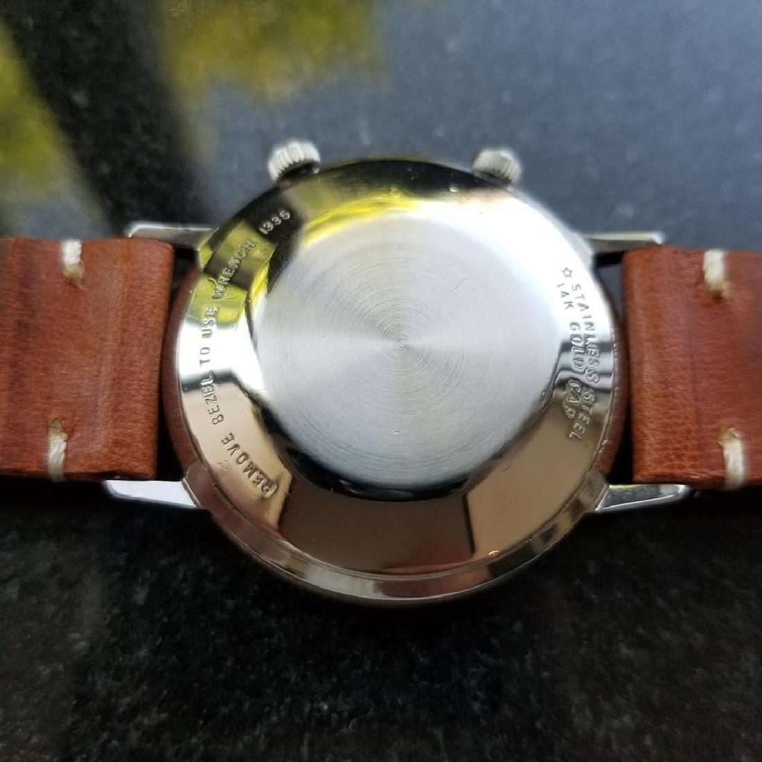 LECOULTRE Men's Memovox Alarm cal.815 Automatic 14K - 7