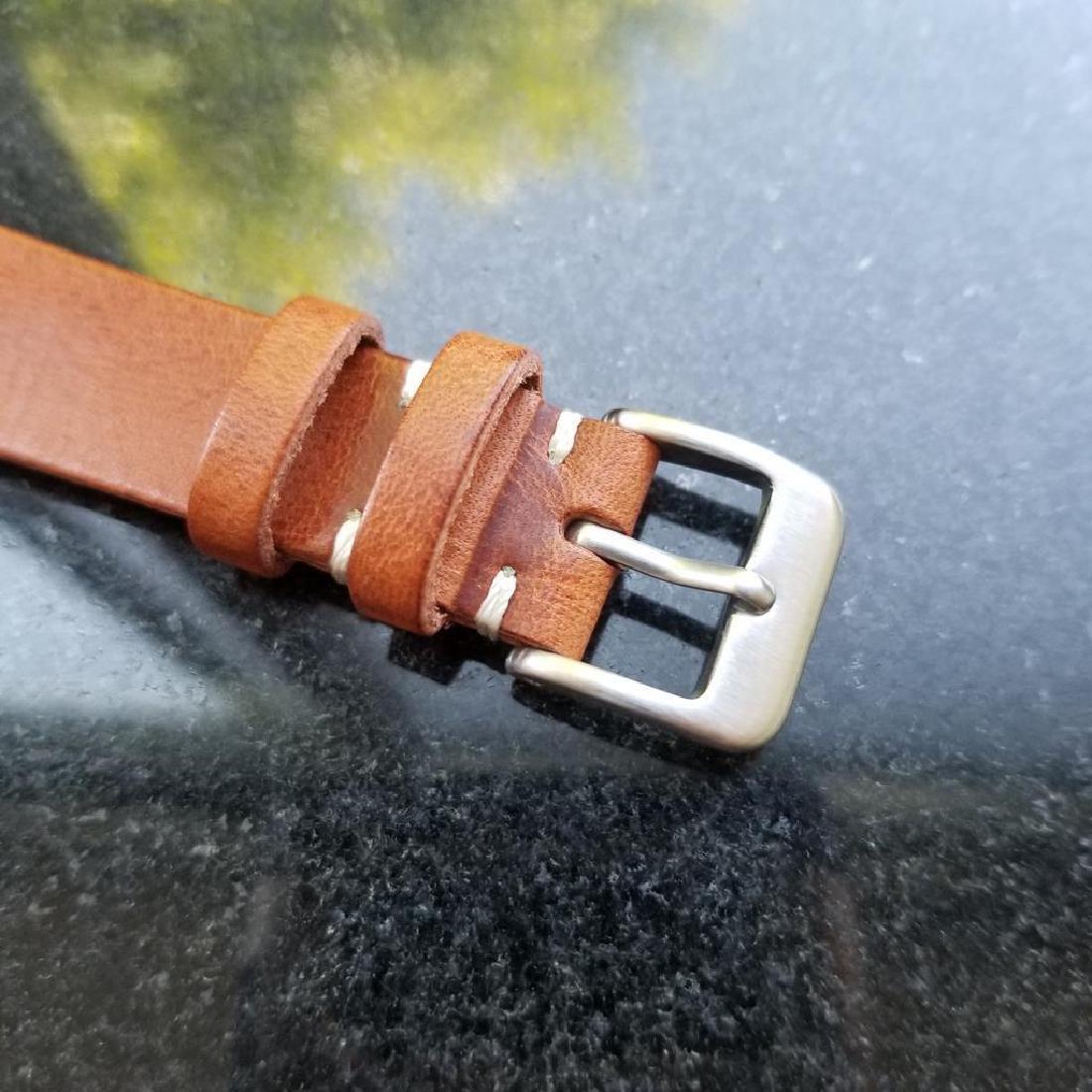 LECOULTRE Men's Memovox Alarm cal.815 Automatic 14K - 8