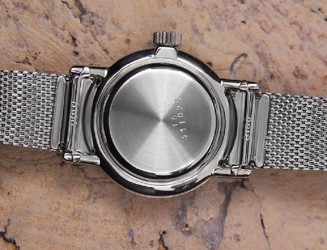 Longines Ladies Swiss Made Manual Stainless Steel 1980s - 7
