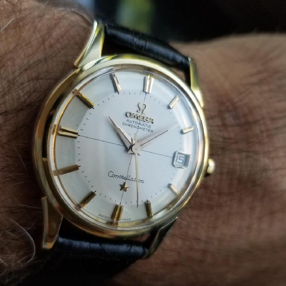 OMEGA Men's Constellation ref.14393 Automatic w/Date - 10