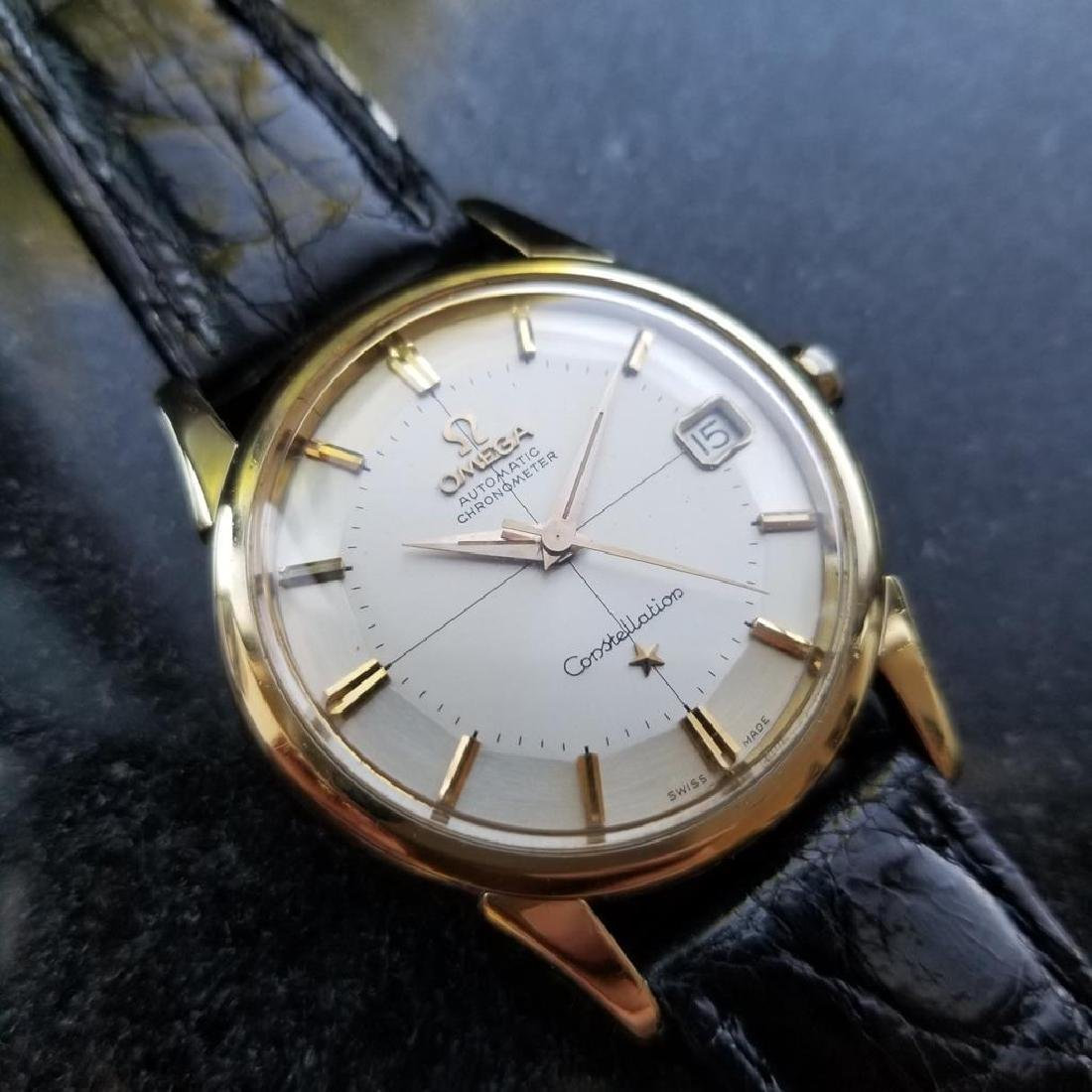 OMEGA Men's Constellation ref.14393 Automatic w/Date
