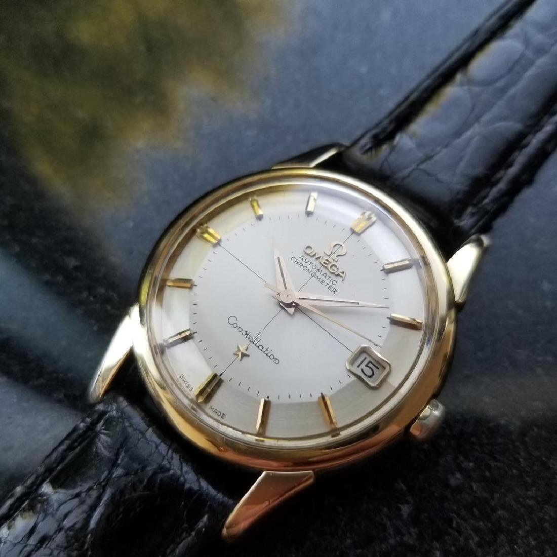 OMEGA Men's Constellation ref.14393 Automatic w/Date - 2