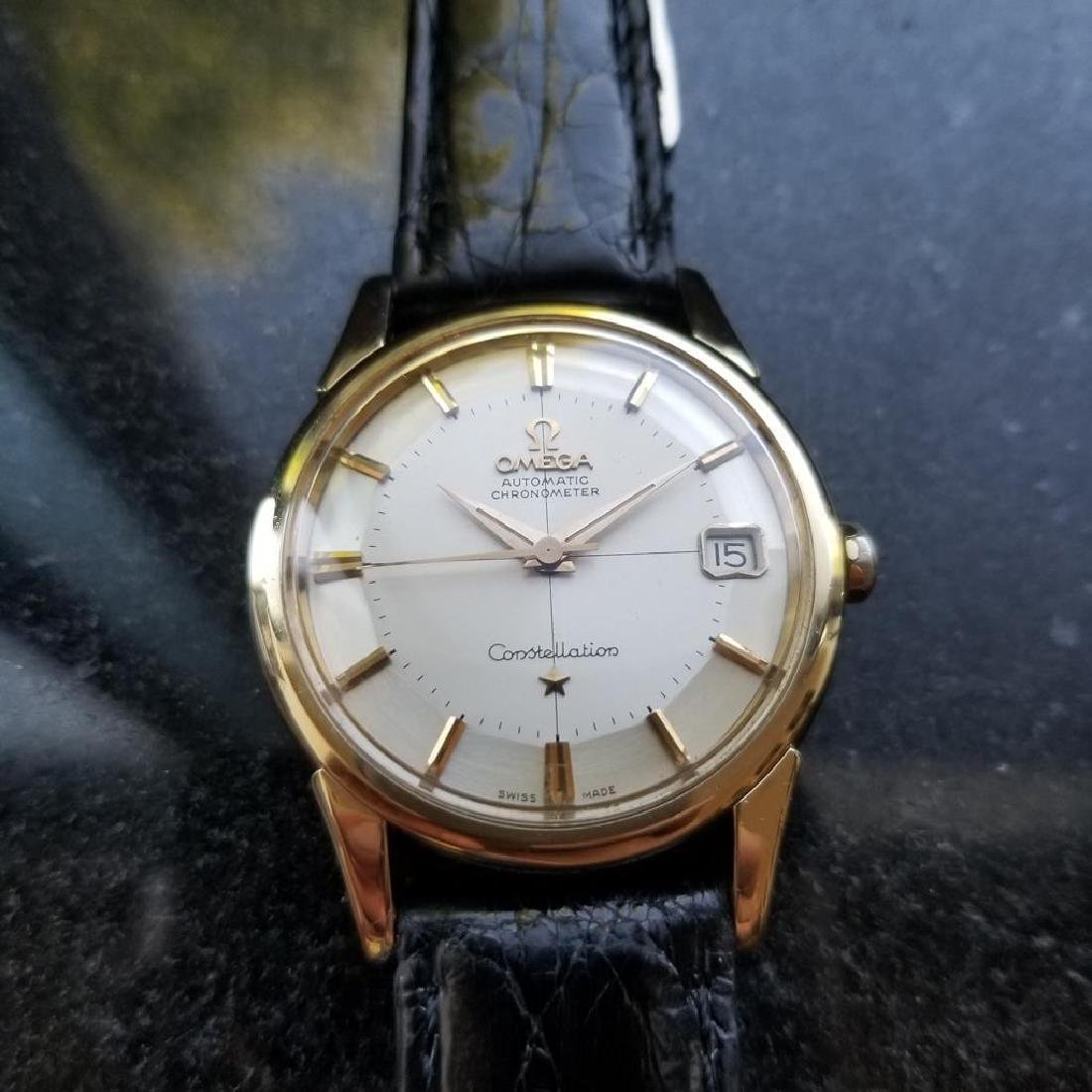 OMEGA Men's Constellation ref.14393 Automatic w/Date - 3