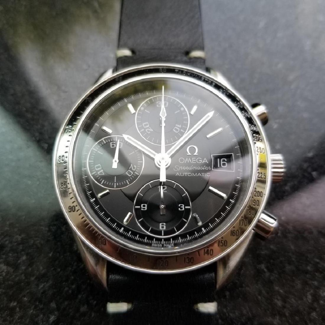 OMEGA Men's Speedmaster Automatic Chronograph 175.0083