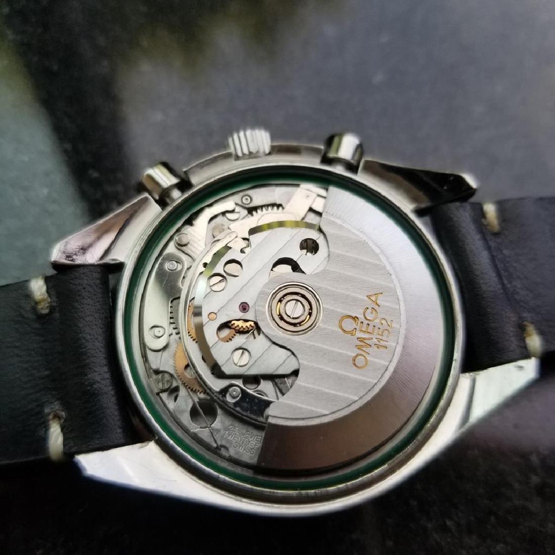 OMEGA Men's Speedmaster Automatic Chronograph 175.0083 - 9